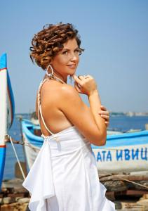 семейна и индивидуална фотосесия на плажа и морето в Поморие и Бургас