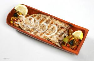 фотография на ястия за меню