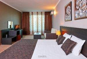 интериорна фотография в Поморие, хотел Централ Плаза