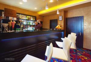 интериорна фотография в Поморие, хотел Парадайз
