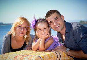 семейна фотосесия в Поморие Бургас Несебър