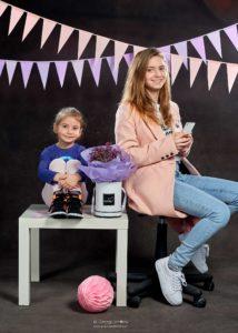 детска фотосесия във фотостудио Поморие