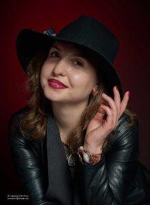 студиен портрет във фотостудио Поморие