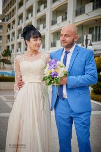 сватбена фотография и фотосесия в Комплекс Пенелопа Палас Поморие