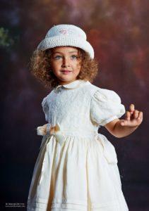 детски студиен портрет във фотостудио Поморие